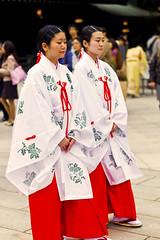 Miko - 巫女 (Einharch) Tags: wedding festival japan kids canon japanese tokyo traditional 日本 東京 kimono miko shichigosan kodomo meijijingu 着物 七五三 meijishrine 巫女 子供 明治神宮 550d キャノン kidsfestival japanesetraditionalwedding 神前式 shinzenshiki kissx4 canonkissx4