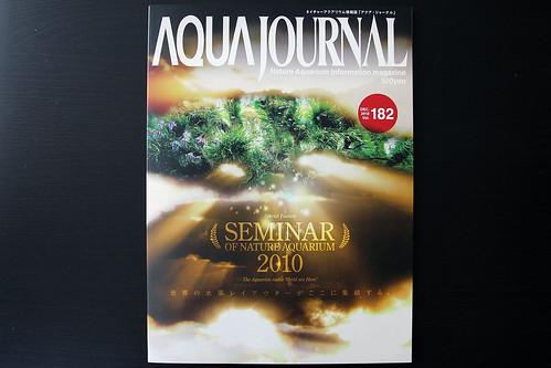 Aqua Journal 182