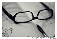 It always seems impossible until its done. (Mayank Sharma renewed :D :D) Tags: bw home pen 50mm book boredom spectacles studying zoology studytable sooc biomolecules