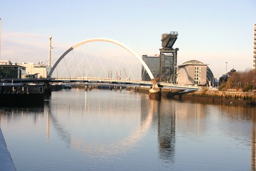Clyde Arc, River Clyde