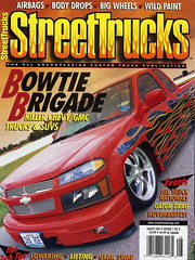 "2004 Chevy Colorado - Street Trucks Magazine - Cover and Feature • <a style=""font-size:0.8em;"" href=""http://www.flickr.com/photos/85572005@N00/5211961069/"" target=""_blank"">View on Flickr</a>"