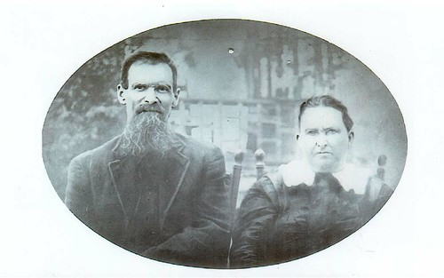 John Culpepper Simpson and Martha Ann Clontz Simpson