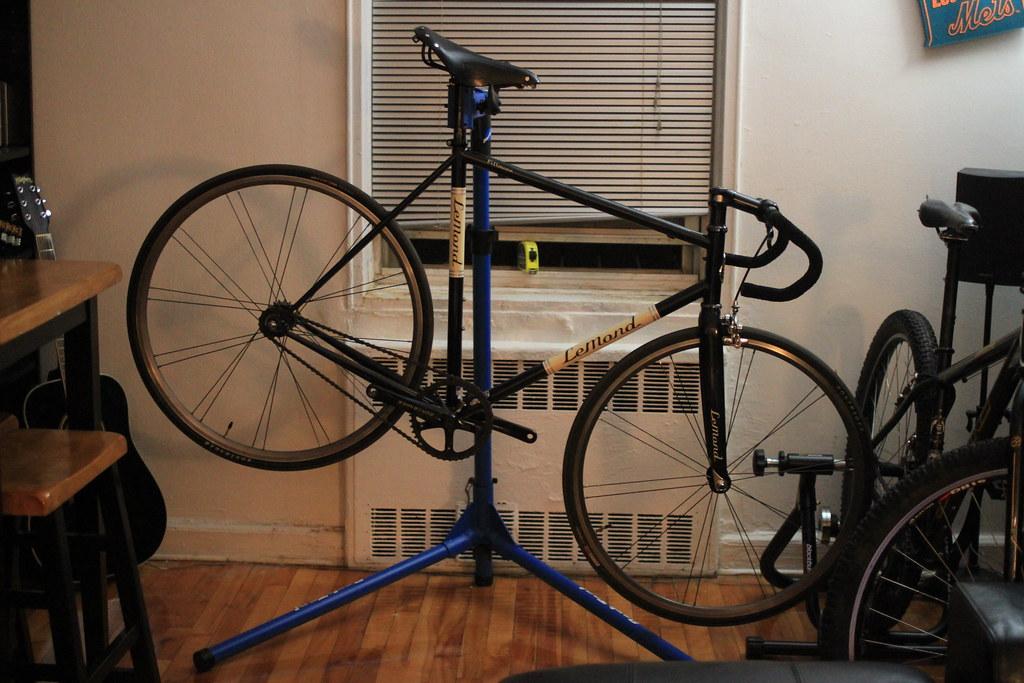 New Bike Day