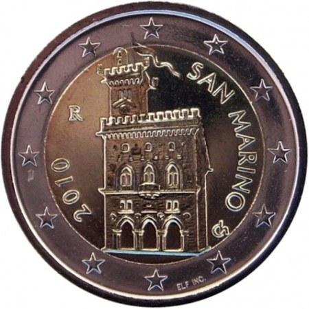 2 Euro San Marino 2010