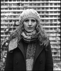 (artur sikora) Tags: ireland portrait dublin film 4x5 largeformat selfdeveloped environmentalportrait fomapan sheetfilm analoguephotography artursikora