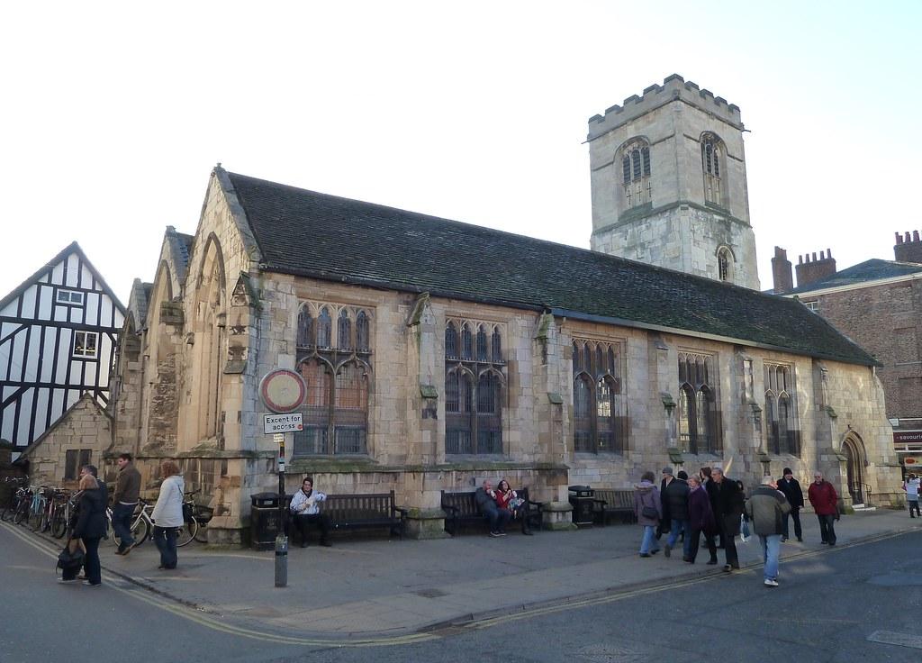St Sampsons Church Church Street York Woodytyke Tags St Sampsons Church