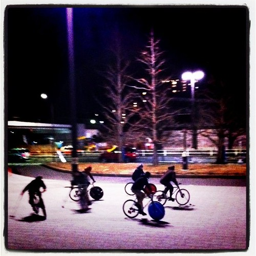 #bikepolo