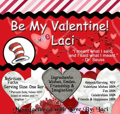 Laci's Valentine