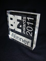 Be2award-trophy