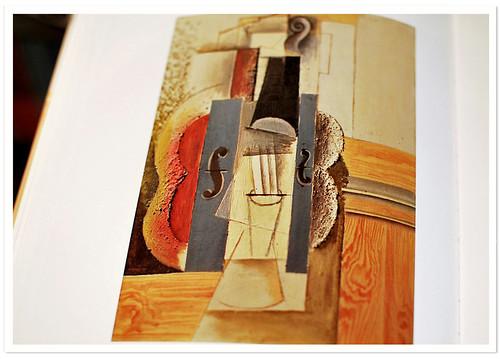 Picaso's Guitar