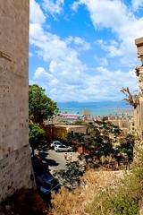 Cagliari - Sardinia (ericarosa85) Tags: porto mediterraneo sanremy castello bastione italy sardinia crociera nave sea summer landscape travel travelling città mare italia sardegna cagliari