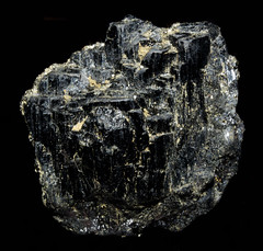 Ferberite  (No. 3186-07152017) (geraldarmstrong48) Tags: ferberite panasqueira mineralcollection mineral minerals specimen specimens stone stones rock rocks mineralogy geology earthscience crystal nature
