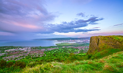View over Belfast from Cave Hill (Dhina A) Tags: sony a7rii ilce7rm2 a7r2 cavehill belfast landscape variotessar t fe 1635mm f4 za oss sonyfe1635mmf4 sel1635z