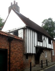 [52077] York : Jacobs Well (Budby) Tags: york northyorkshire timbered medieval 15thcentury