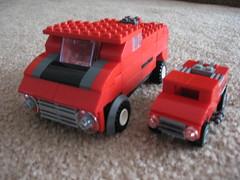 Lugnuts Dump truck