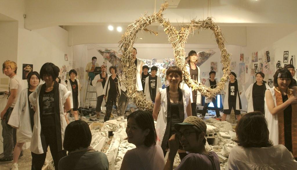 "NOW plays ""Yosakoi-soran"" in ART battle royale the final day!"