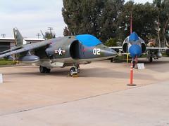 AV8 102 (aeroboss) Tags: san diego harrier airandspacemuseum aerospacemuseum av8b f102 sdam sdasm corycrowell