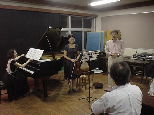 09/9/18秀川みずえさんコンサート@ねおかん