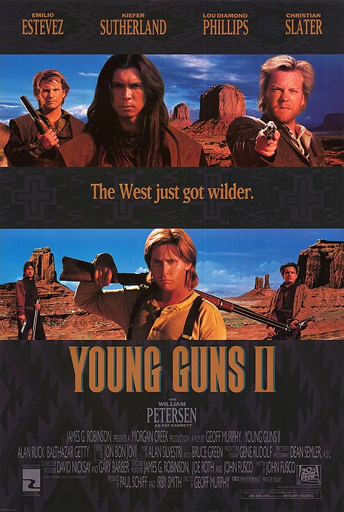 Young Guns II soundtrack