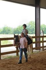 Will & Ellen (Montgomery Area Nontraditional Equestrians (MANE)) Tags: al mane pikeroad