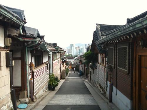 ソウルの北村、その2