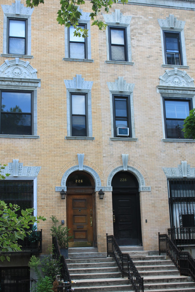 Strivers' Row (West 139th Street)