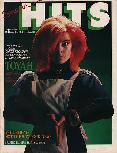 Smash Hits, November 27, 1980 - p.01