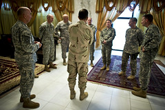 U.S. Generals in Iraq