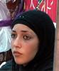 Jeune fille palestinienne 'Adjani', Beit Ummar, 25/7/10
