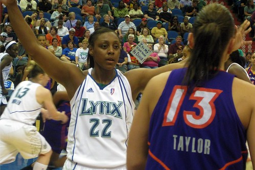 Monica Wright and Penny Taylor