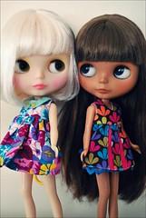 Manuela y Tyra