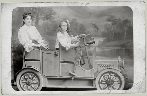 Novelty Photo Booth - Car