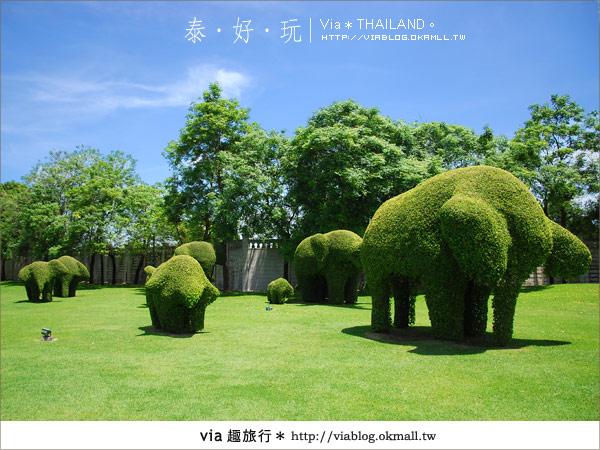 【泰國旅遊】大城之旅|泰皇的渡假聖堂~芭茵夏宮31