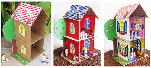 eco friendly doll house pdf giveaway