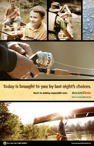 Summer Fishing Poster 2010