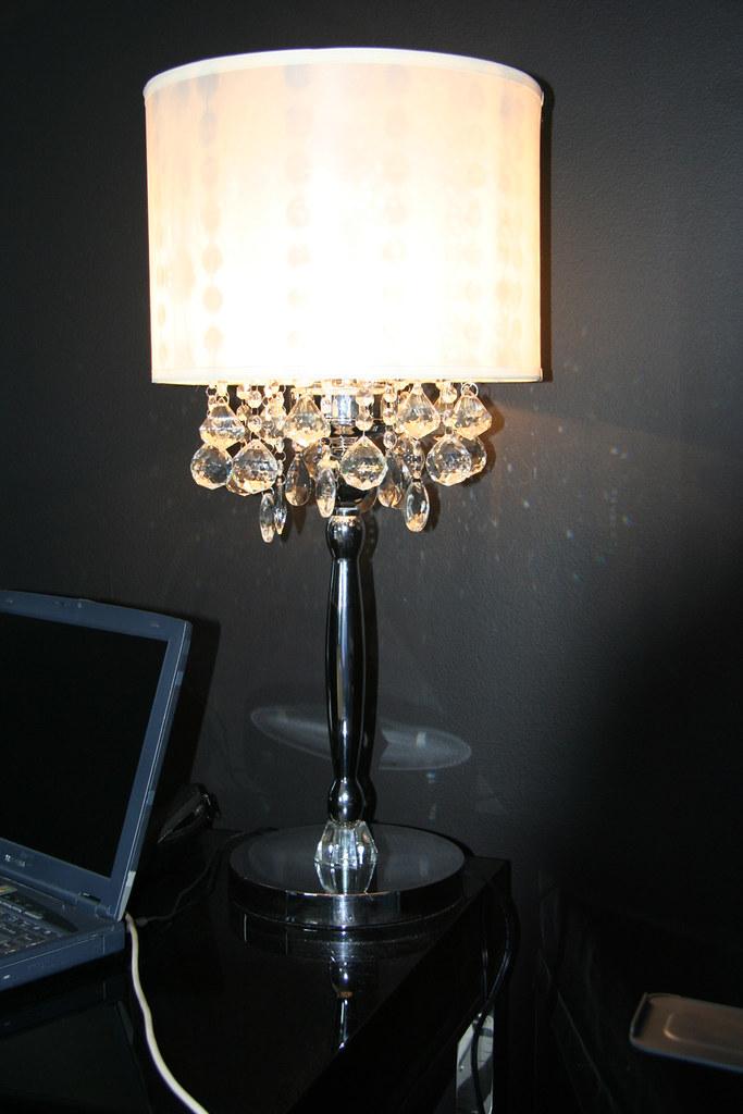 Swarovski  Crystal Lamp