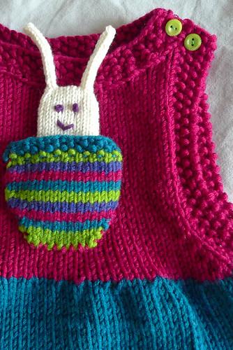 pocketful of bunny