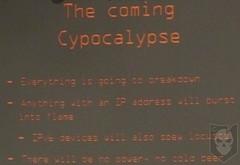 DEF CON 18 Cypocalypse