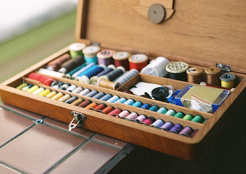 Sewing box [35mm] by Felipe Neves, on Flickr