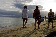 afternoon at the beach (albert23it) Tags: leica beach 50mm mare bikini sole summilux salento spiaggia vacanza controluce m9