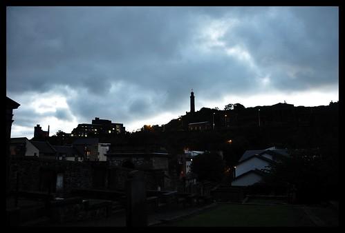 Wandering Edinburgh