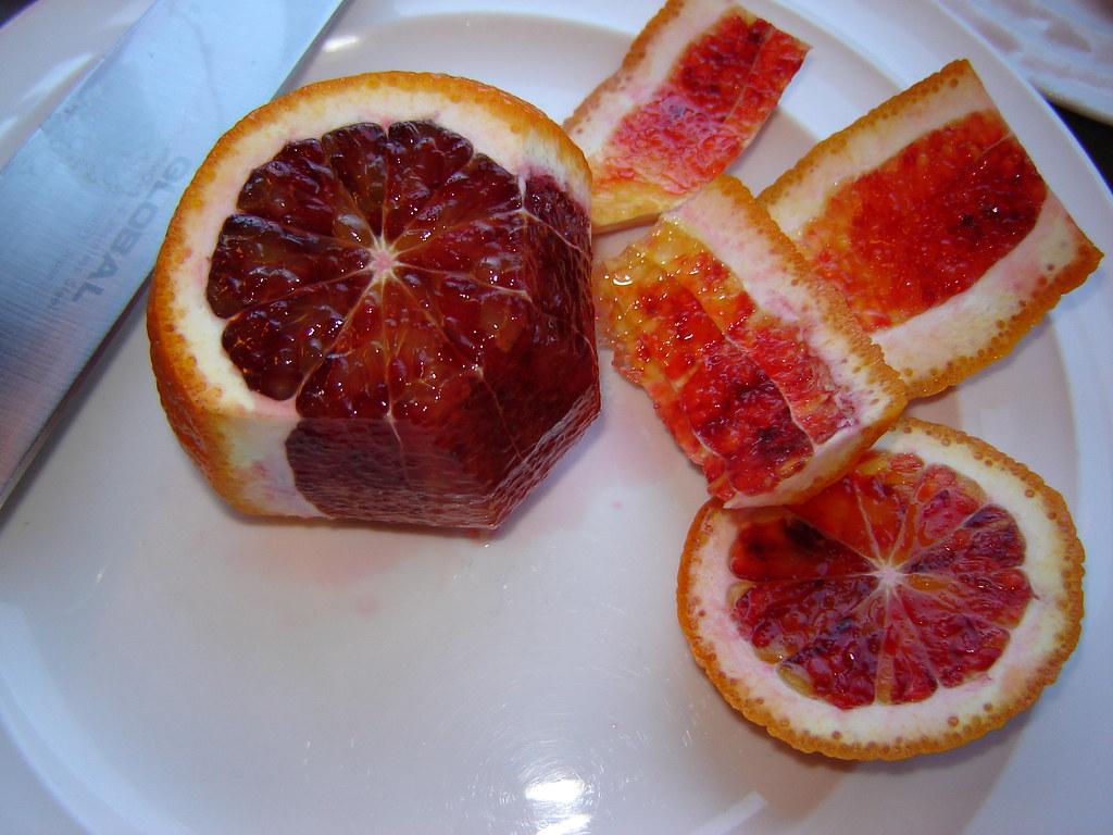 Blood Orange & Kalamata Olive Salad 4