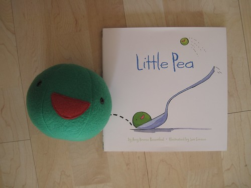 Little Pea for a friend's daughter