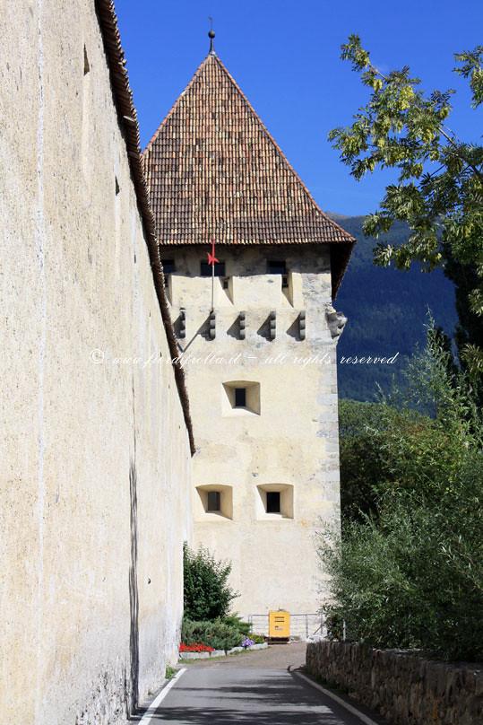Glorenza - la torre