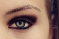 (Verygio' Photography ) Tags: canon 50mm veronica azzurro occhio piera iride trucco verycio