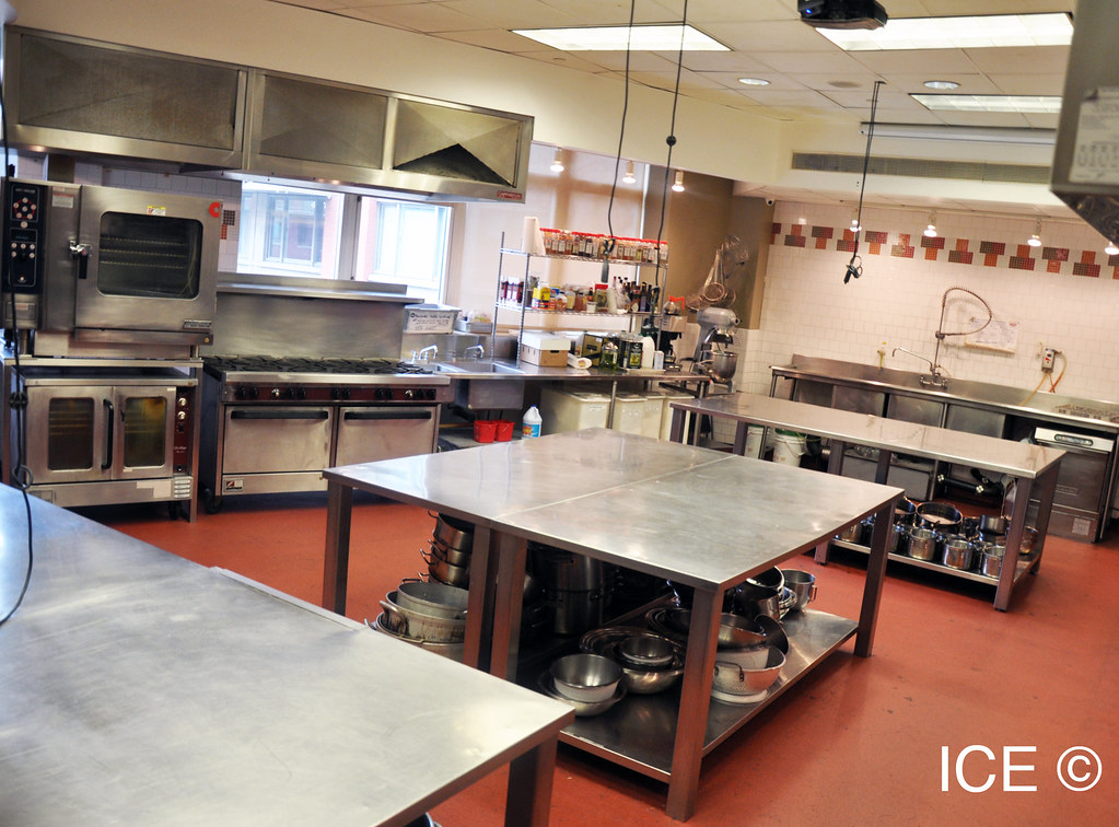 Career Training Kitchen 601