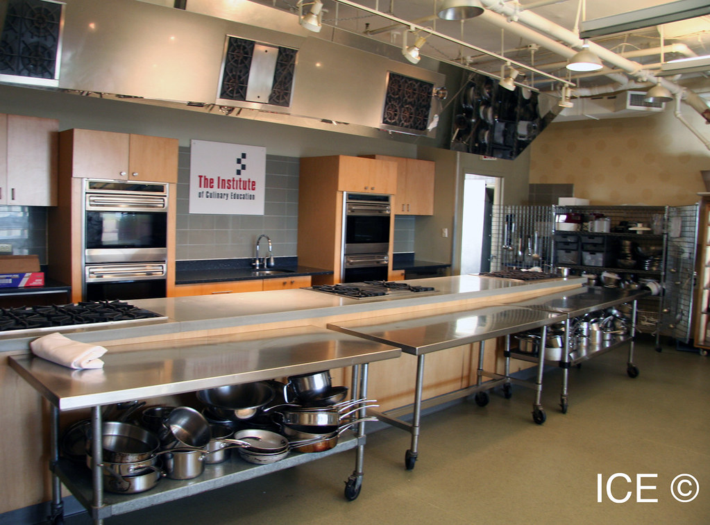 Demonstration Kitchen 1202