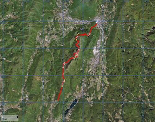 Mt Greylock 8-30-2010