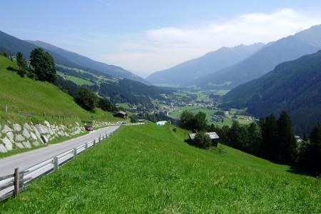 Cyklovýlet - Po rovině napříč Alpami