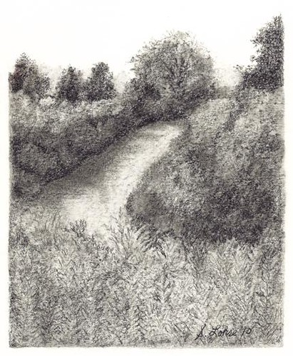Creek I, graphite